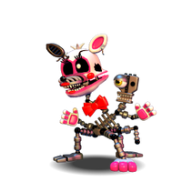Nightmare Mangle(WIP) by PeachyBon