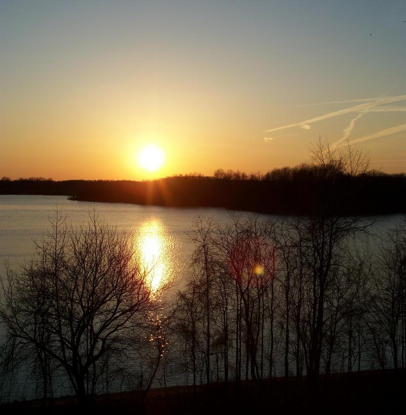 February Sunset 2 by ArtFreak10192