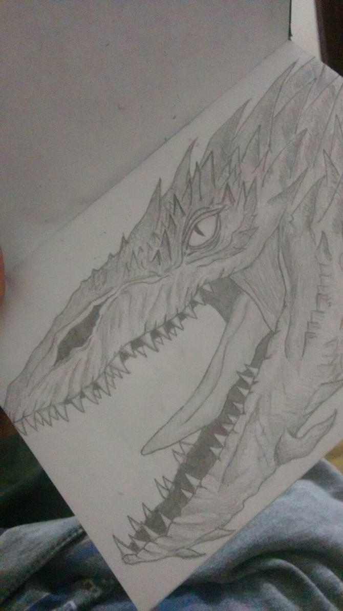 Smaug by Diego9180