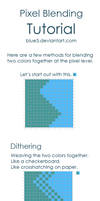 Pixel Blending + Shading Tips