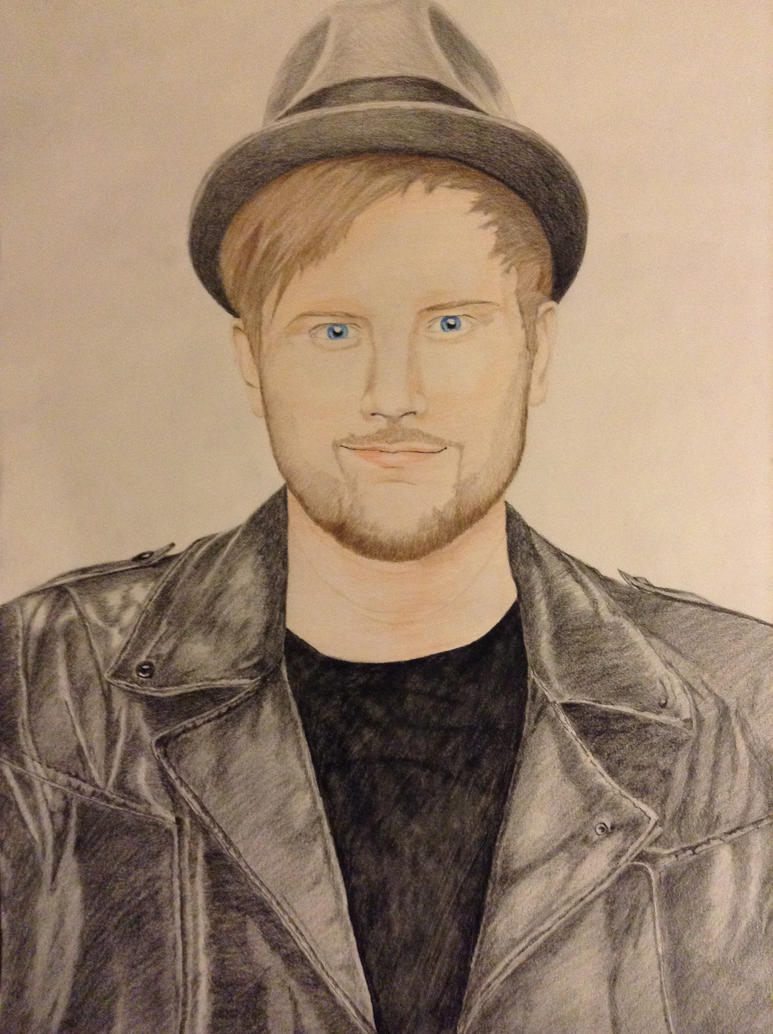 Patrick Stump by CaffeinatedSketches