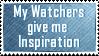 Inspiration Stamp by lightpurge