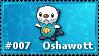 Oshawott Stamp