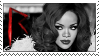 Rihanna Stamp by lightpurge