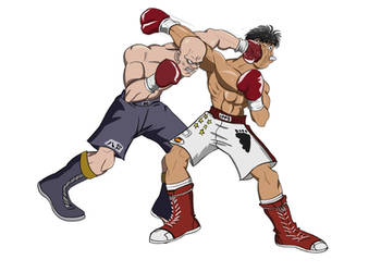 What if Hammer Nao beat Ippo? by SwayzeOne