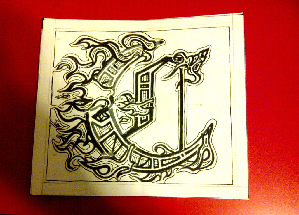 Letter C Designs Tattoo