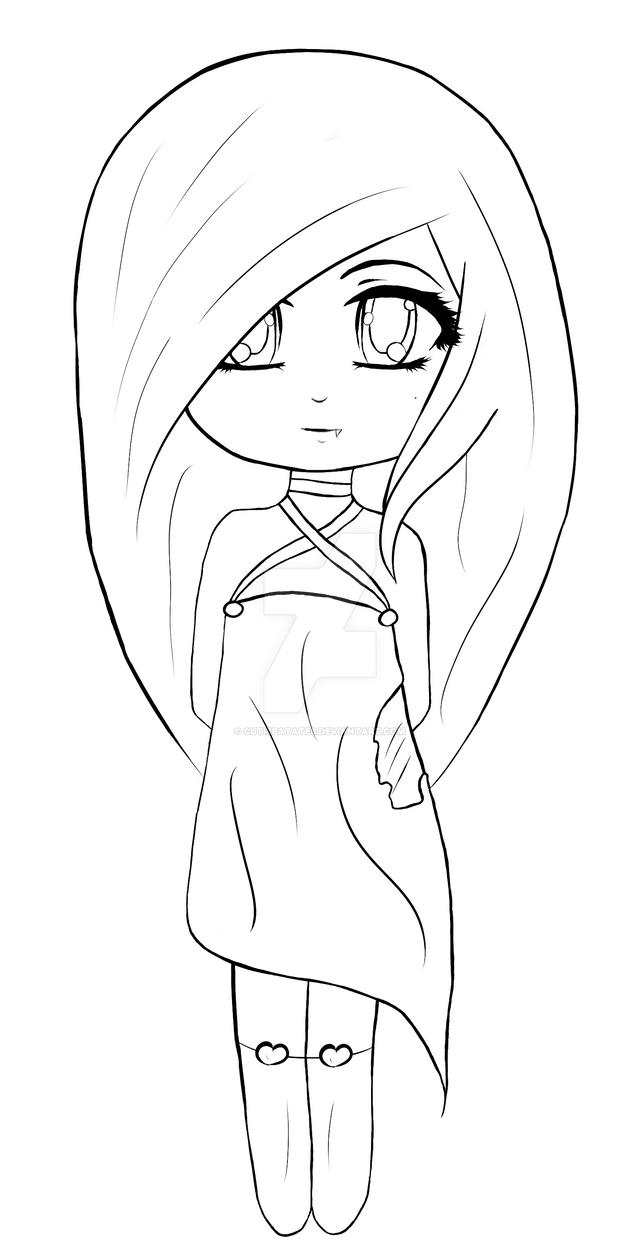 Sketch by CutiePatates