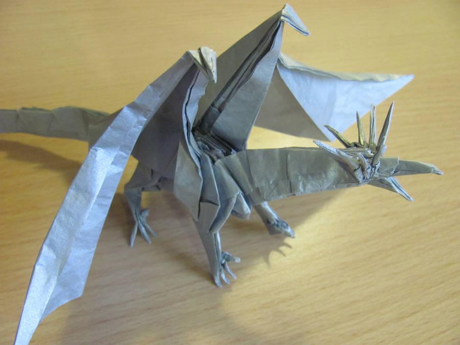 Ancient Dragon by Arthur by CreaLyon