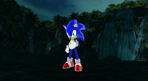 (MMD):Sonic the hedgehog [Super_Definition] DEMO 2