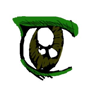 The Green Eye by SaboREENA