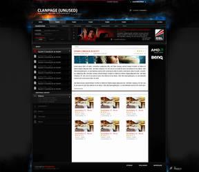 eSport Website 4 sale by overcrock