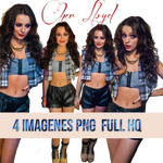 Cher Lloyd PNG'S (Leer descripcion para descarga)