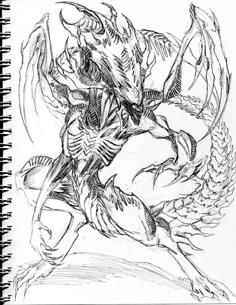 Zerg invasion vs xenomorph infestation spacebattles forums for Xenomorph coloring pages