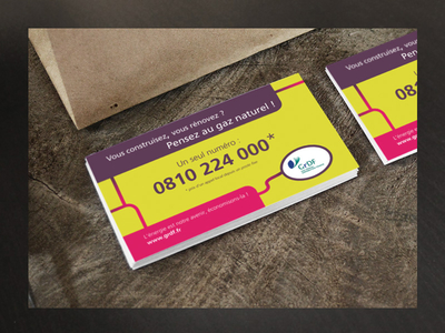 Carte speciale grdf by ldiservices
