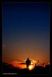 Grabbing the Sun by Adarhay