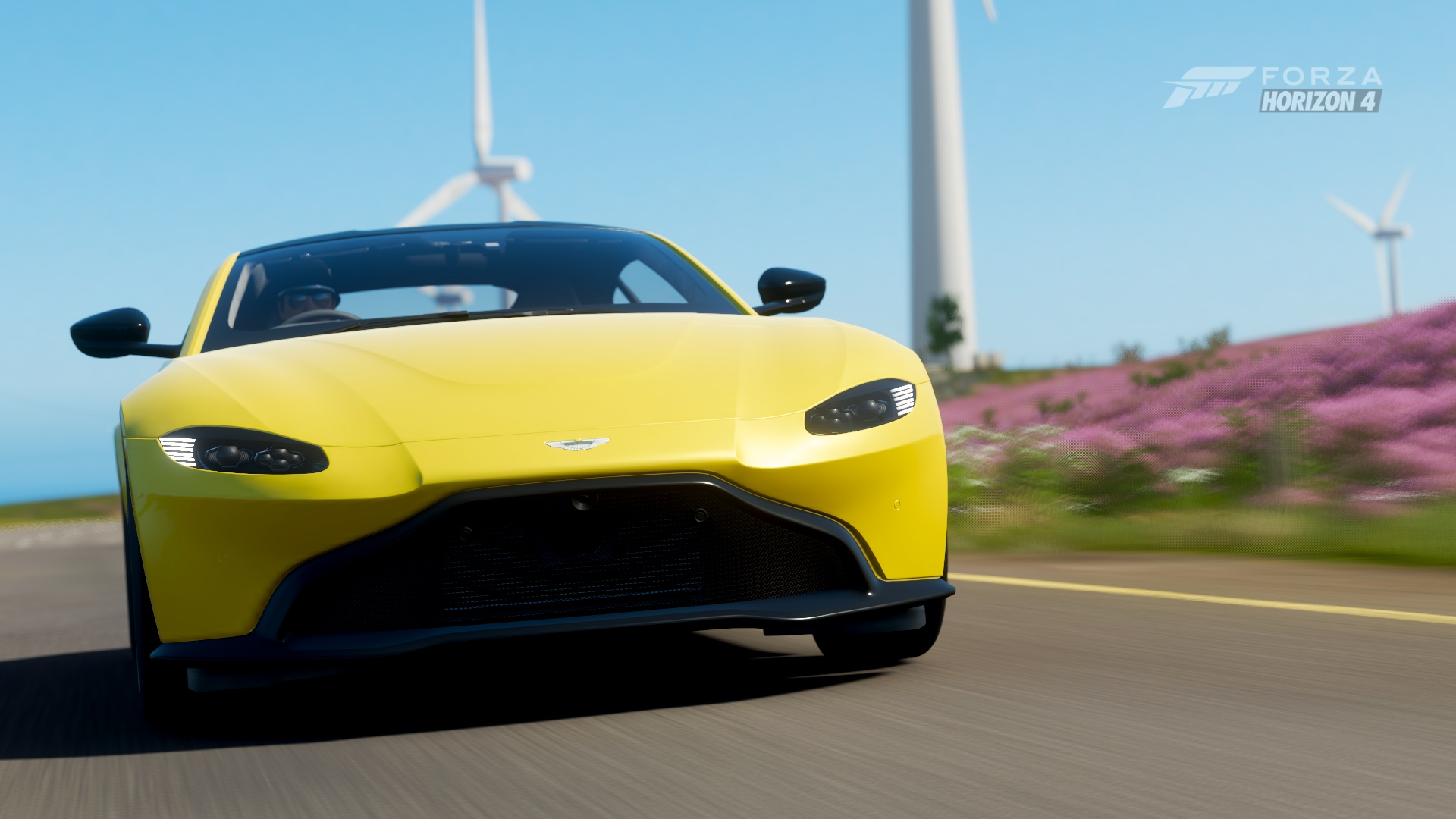 Aston Martin Vantage Forza Horizon 4 By Talex0211 On Deviantart