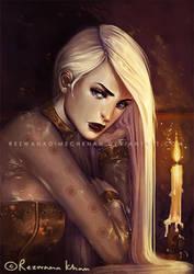 :Commission_AmberJensen: by RezShirmeen