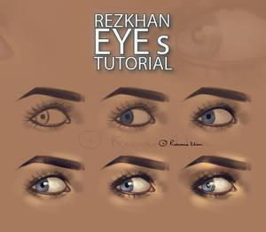 :RezKhan Eyes Tutorial: