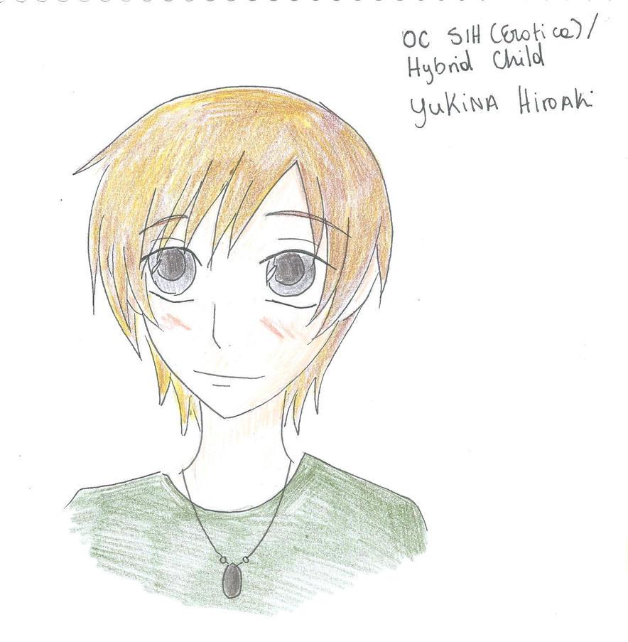 Yukina Hiroaki by terraishtar12