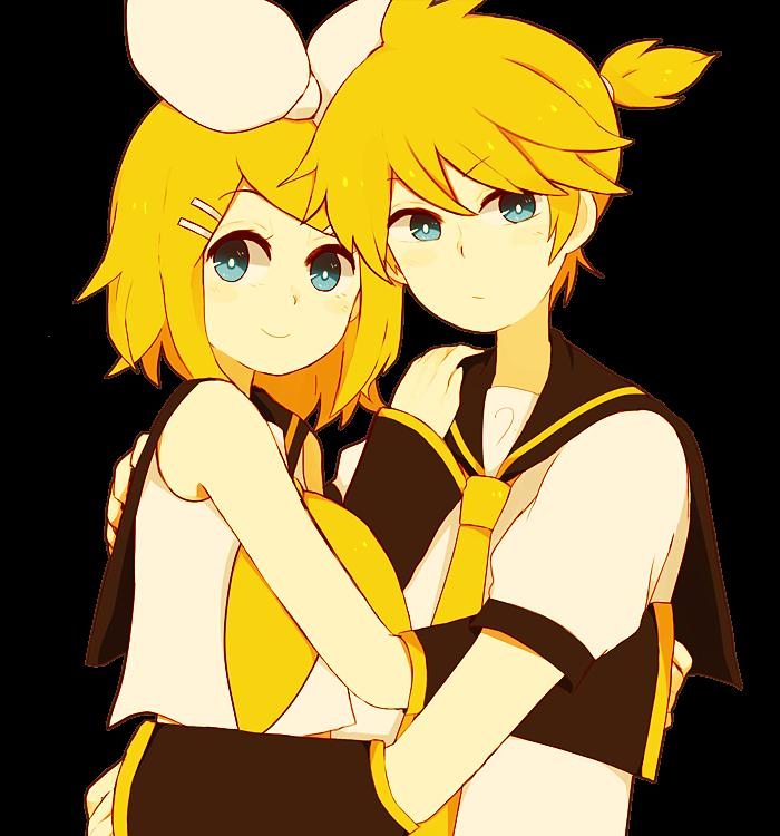Kagamine Len and Rin Render 5 by KiritoWaifu on DeviantArt