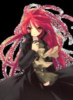 Shana Render (12) by KiritoWaifu