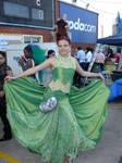 Durban July - Green by 99thbone