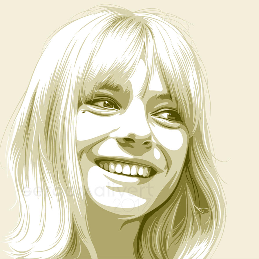 France Gall by sergemalivert