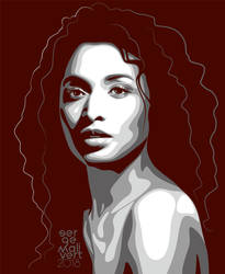Sara Martins by sergemalivert