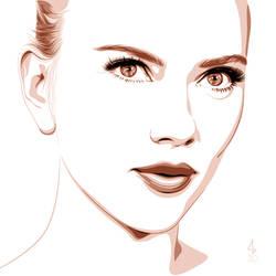 Scarlett Johansson - Black Widow - Avengers