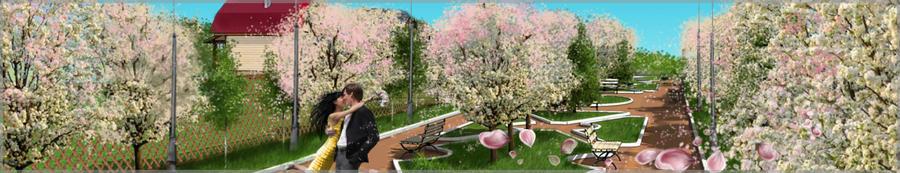 springtime by Umkalenka