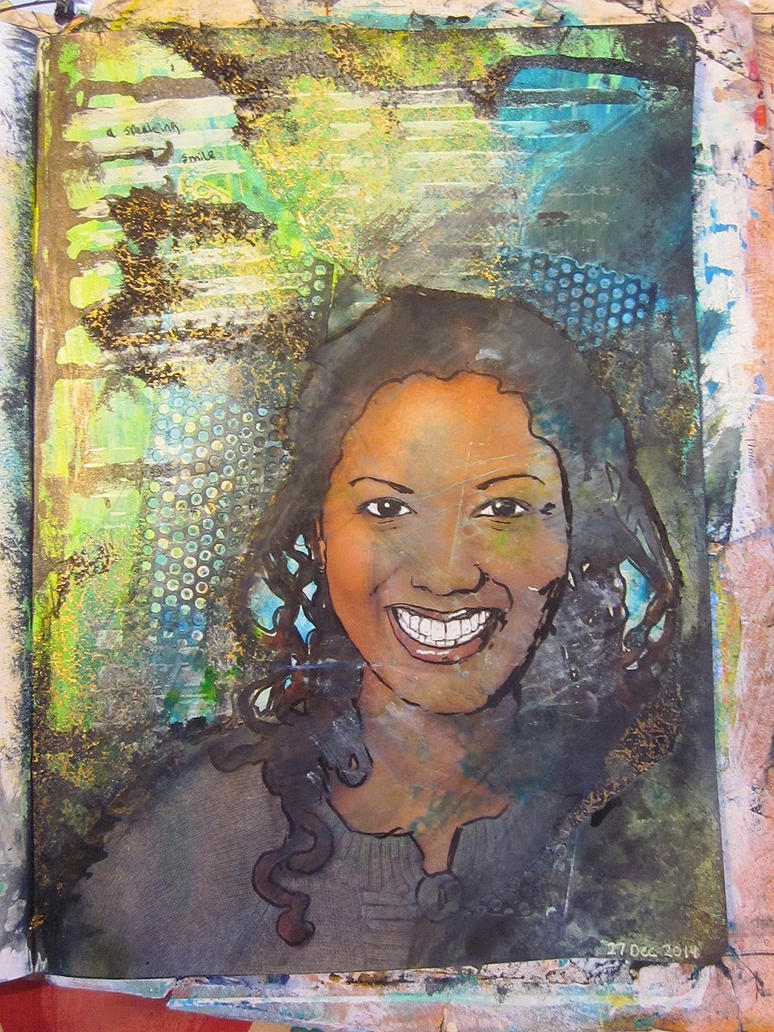 AJ 2014-12-28 speaking smile by frykitty