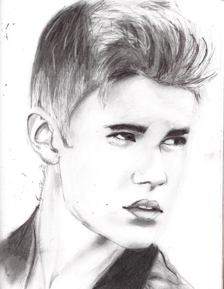 Justin Bieber By Tsalagi515 On DeviantArt