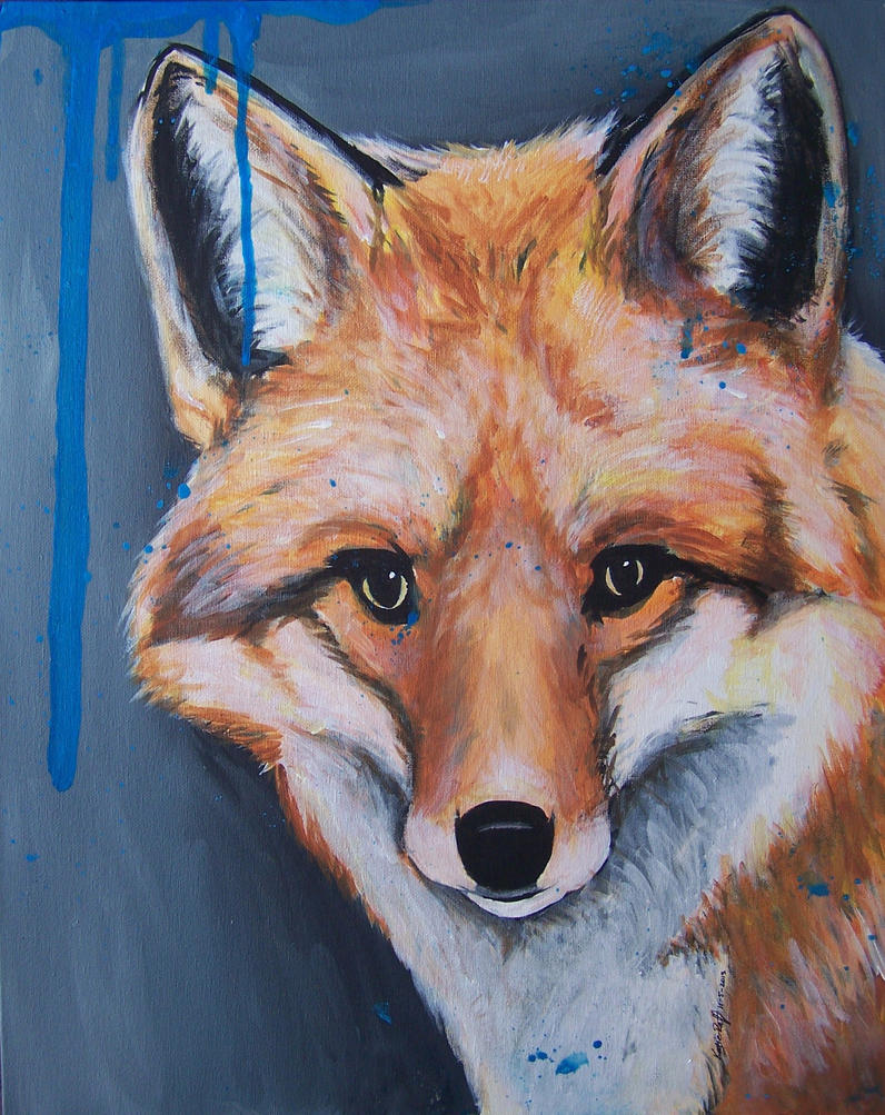 Red Fox by katieraff