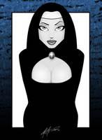 Bad Nun by OrcaDesignStudios