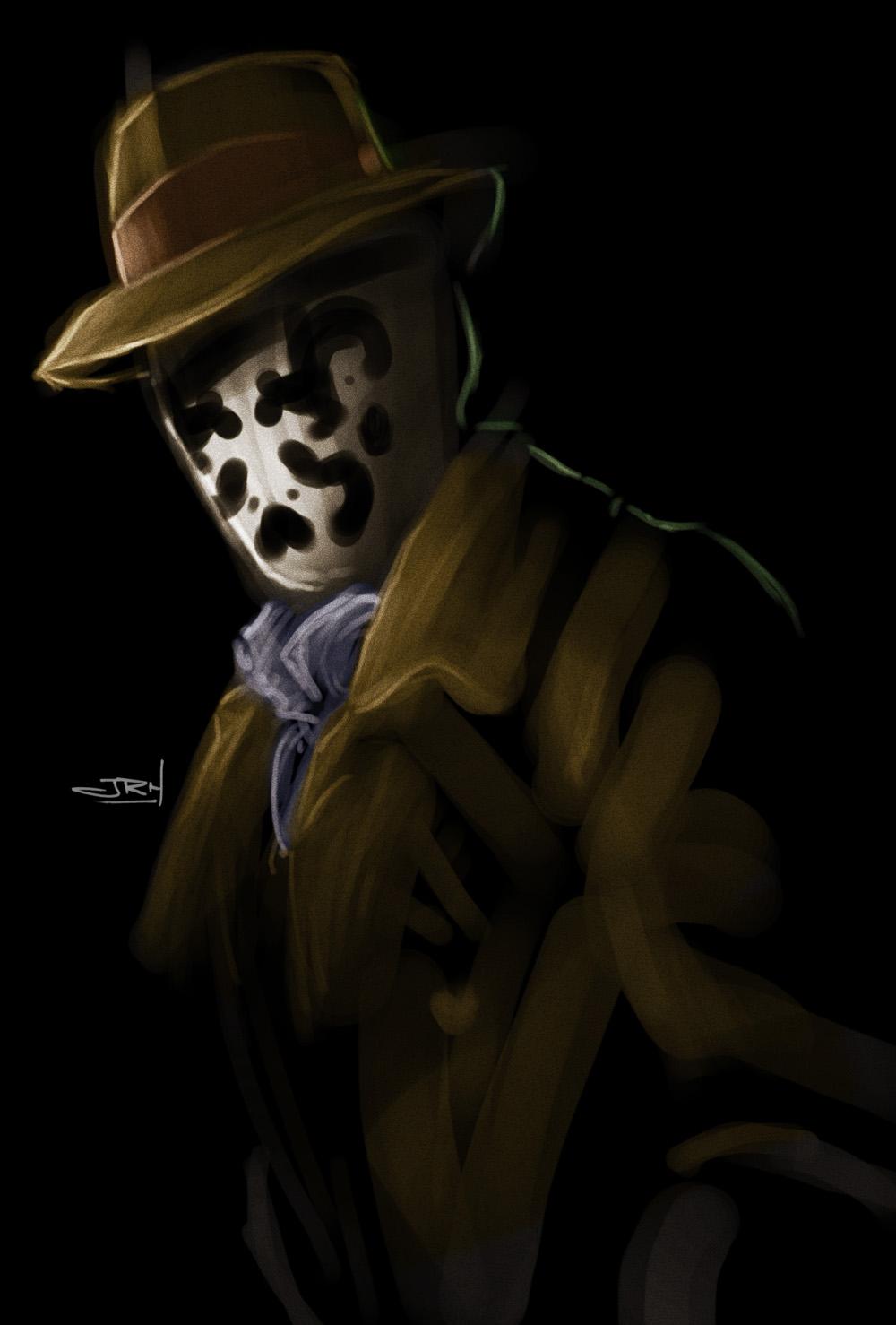 Rorschach by OrcaDesignStudios