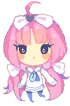 pixel by chirppie