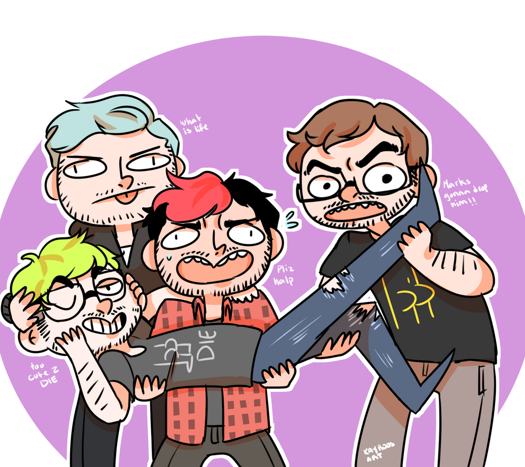 SQUAD GOALS - Pax west 2016 by Kayroos on DeviantArt