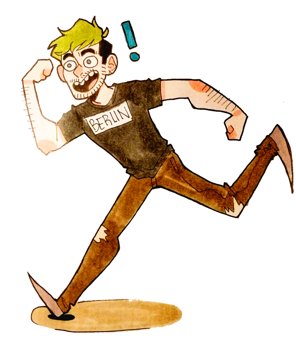 Jacksepticeye Coloring Pages