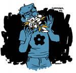 Goretober #6 - Hanahaki Disease