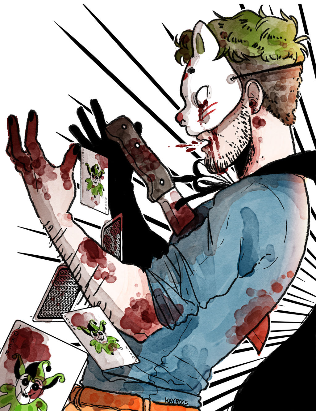#septicart - How's that for a Trick?