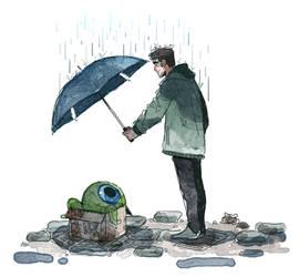 Rainy by Kayroos
