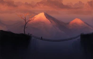 the journey by Andezigi