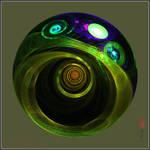 Borg Mutant Egg by YarNor