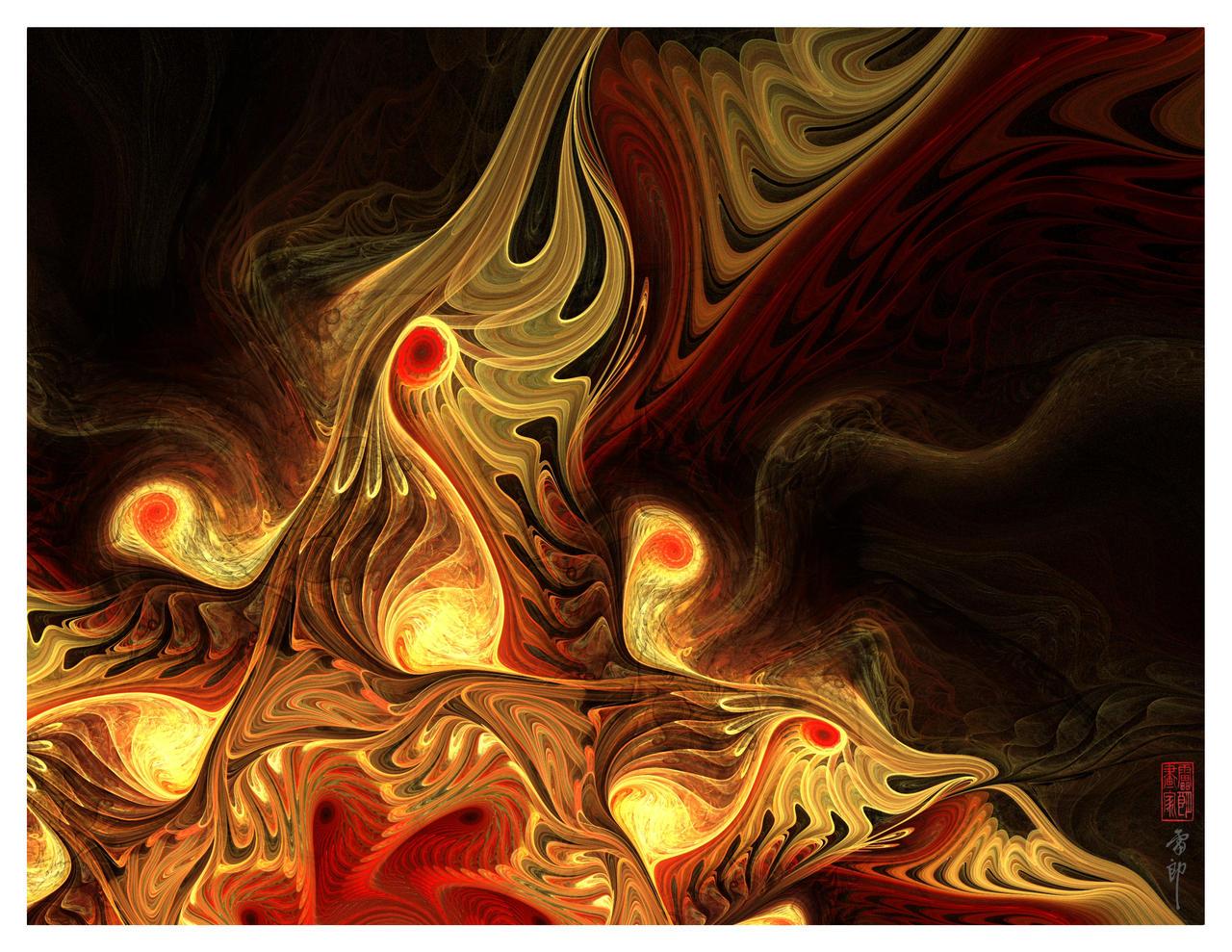 Eye of Dragon by YarNor
