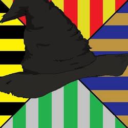 Hogwarts Sorting Hat by heartsyhawk