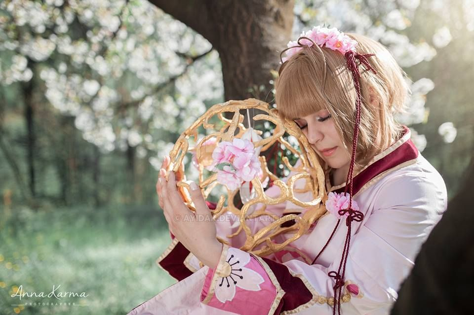 Sakura ~ Tsubasa Reservoir Chronicle by AyidaK