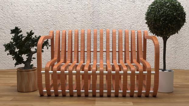 A sofa design experiment 2