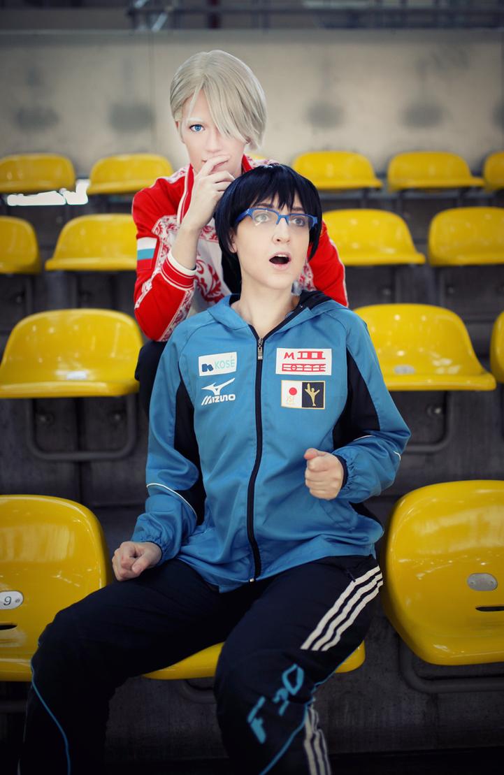 Yuri on Ice! Amazing! by Hatchikokoono