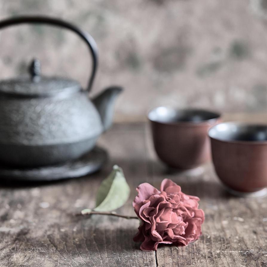 Tea Time by Kyndelfire