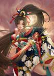 Youtouchi - Onmyoji Fanart by cobe-raikyo
